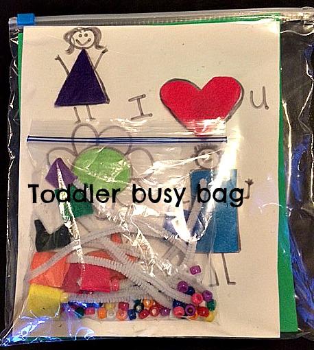 Toddler Busy BagFun