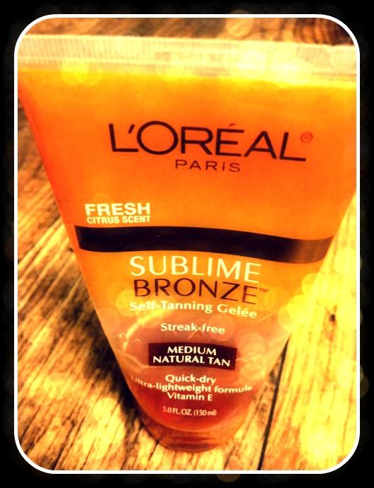 bronzing