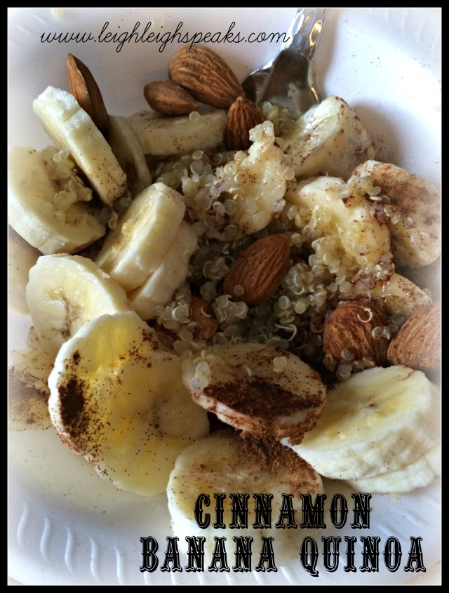cinnamon banana