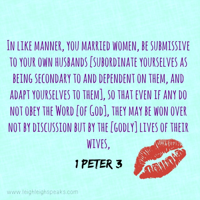 1 peter 3, wives, godly