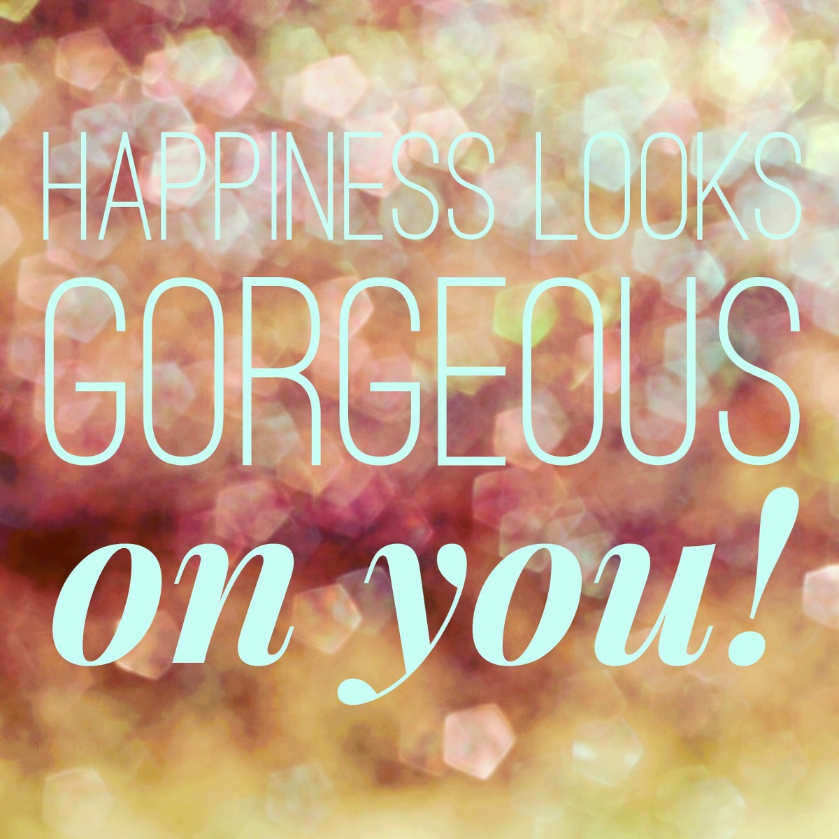 Want to know the secret togorgeous?